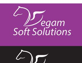 #59 para Design a Logo for Vegam Soft Solutions por arkwebsolutions