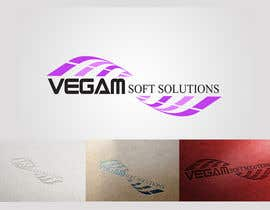 #39 para Design a Logo for Vegam Soft Solutions por sreesiddhartha