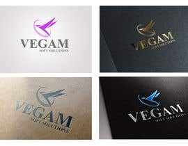 #41 para Design a Logo for Vegam Soft Solutions por sreesiddhartha