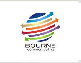 #447 untuk Logo Design for Bourne Communicating oleh innovys