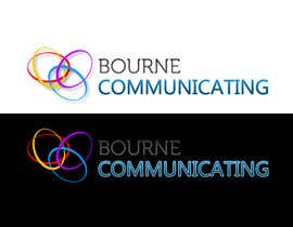 #221 para Logo Design for Bourne Communicating por netdevbiz