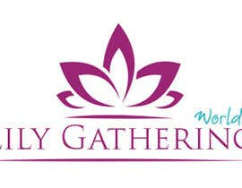 #21 for Design a Logo for Lily Gathering World by infoYesDesign