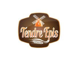 "#41 for ""Tendre Epis"" logo by Carlitacro"