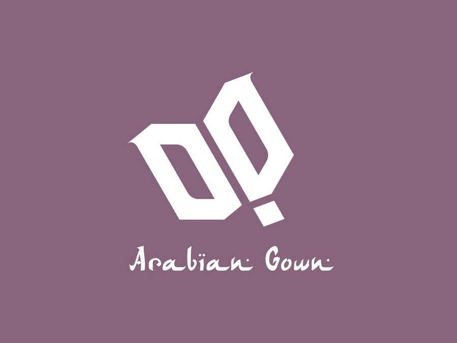 #78 for Logo Design for Arabian Gown by brandbooks