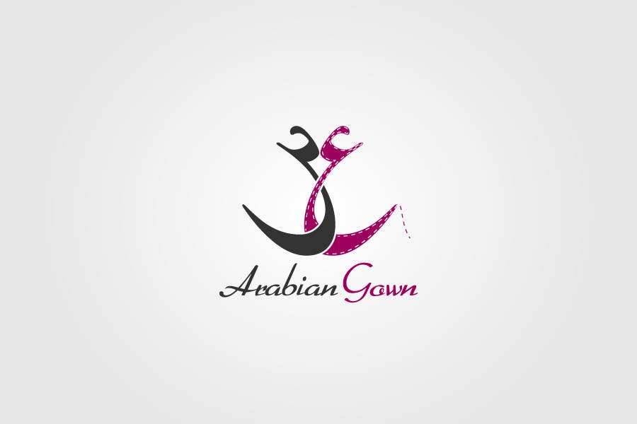 #59 for Logo Design for Arabian Gown by MKalashery
