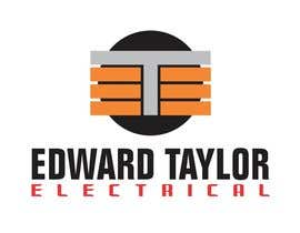 nº 51 pour Design a Logo for Edward Taylor Electrical par itcostin