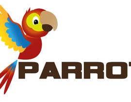 Nro 79 kilpailuun Logo for Parrot App käyttäjältä trustmaxsl