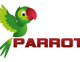 Nro 98 kilpailuun Logo for Parrot App käyttäjältä trustmaxsl