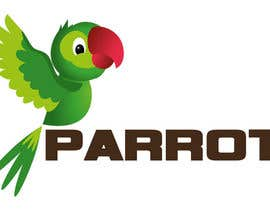 Nro 99 kilpailuun Logo for Parrot App käyttäjältä trustmaxsl