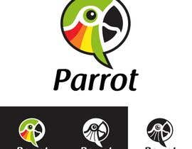 #89 for Logo for Parrot App by samuelportugal