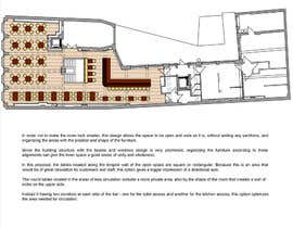 #7 for Please think a best floor plan for a new restaurant ( no Design) af carvcecilia