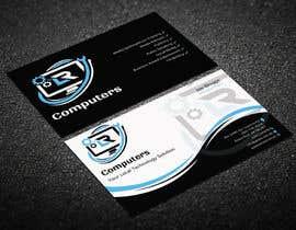 Nro 24 kilpailuun Business Card Design käyttäjältä ClashWarrior