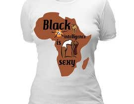 nº 9 pour Design a T-Shirt for African Intelligence par VikiFil