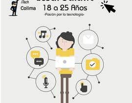 Nro 42 kilpailuun Diseñar un banner de Solicitud de Empleado käyttäjältä Picholin5