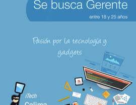 Nro 27 kilpailuun Diseñar un banner de Solicitud de Empleado käyttäjältä ari57817042353b8