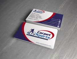 Nro 13 kilpailuun CARPET XPERTS BUSINESS CARD käyttäjältä DACM312