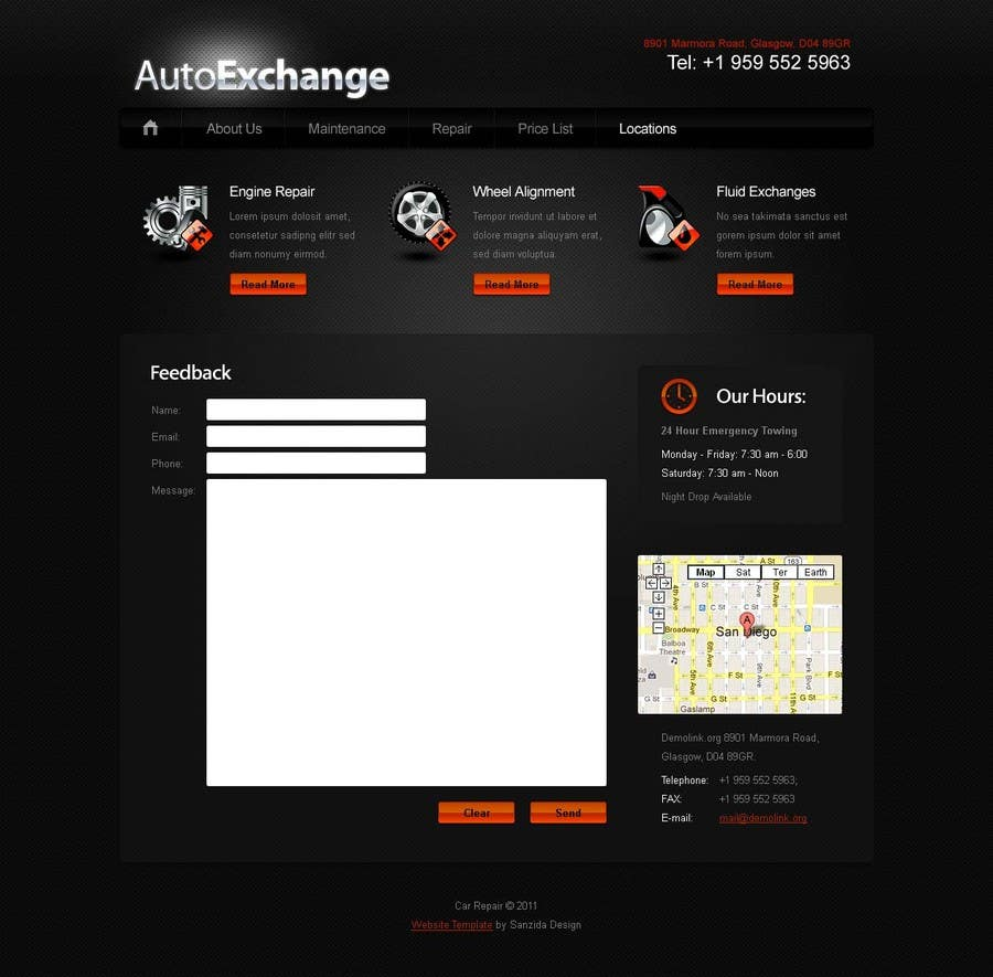 Penyertaan Peraduan #                                        47                                      untuk                                         Develop a Corporate Identity for a car dealership