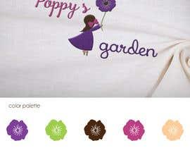 Nro 20 kilpailuun Poppys Garden käyttäjältä CarolitaRo