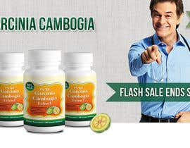 #3 para Design an Advertisement for Garcinia Cambogia por ajdezignz