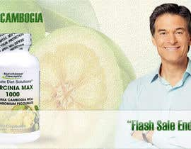 #15 para Design an Advertisement for Garcinia Cambogia por ERIKAMARIAG