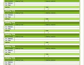 Nro 4 kilpailuun Design a newsletter template for briefing on activities. käyttäjältä BChSoftware