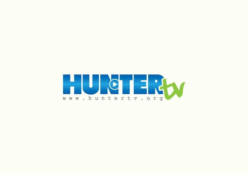 Конкурсная заявка №186 для Design a Logo for www.huntertv.org
