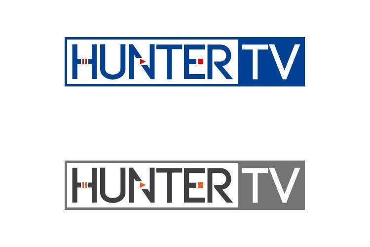 Конкурсная заявка №                                        219                                      для                                         Design a Logo for www.huntertv.org
