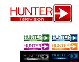 nº 235 pour Design a Logo for www.huntertv.org par dandrexrival07