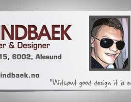 #28 for Re-design a banner by edZartworkZ