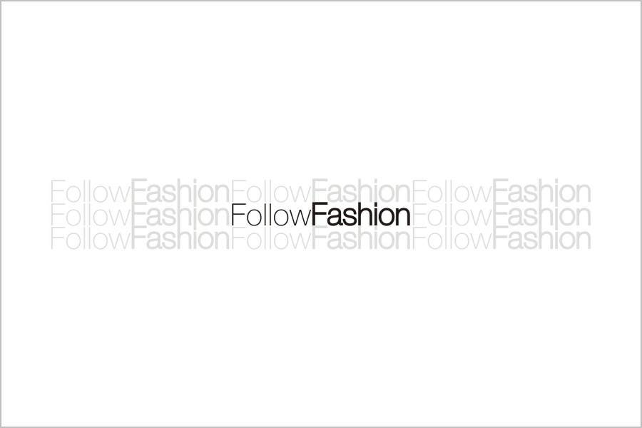 #87 for Logo Design for Follow Fashion by astica