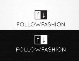 #127 para Logo Design for Follow Fashion por Niccolo