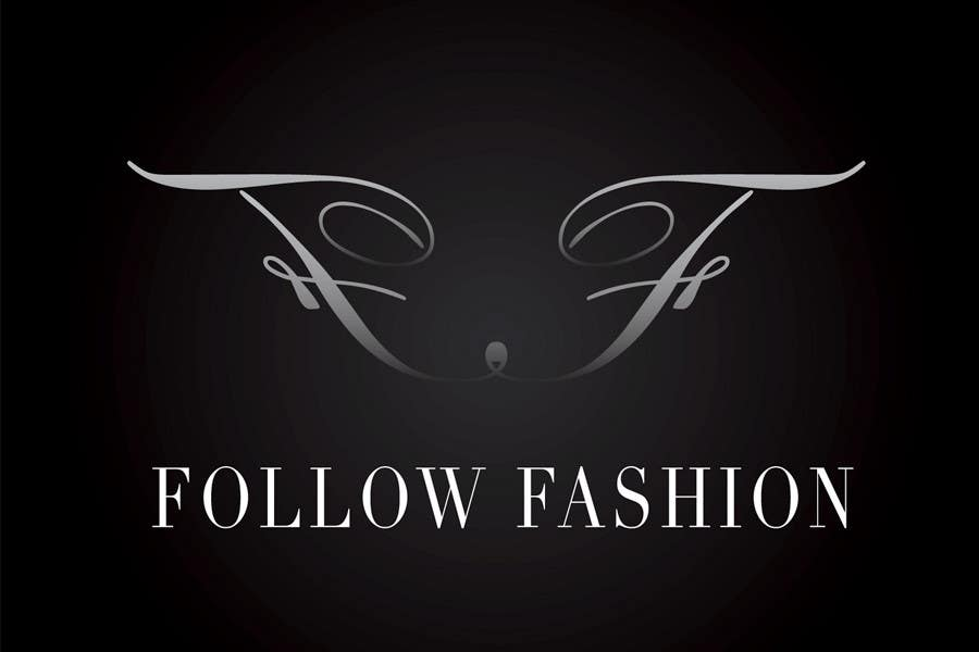 #86 for Logo Design for Follow Fashion by lolomiller