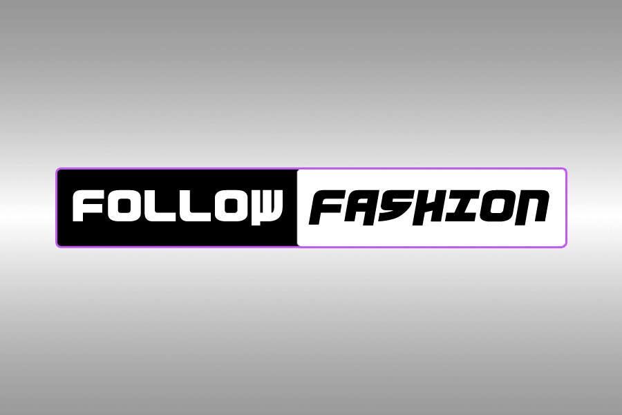 Bài tham dự cuộc thi #294 cho Logo Design for Follow Fashion