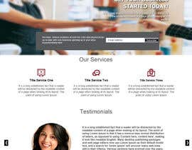 #4 para Build a Website for a new Strategy Consulting Firm por alphaomegaad