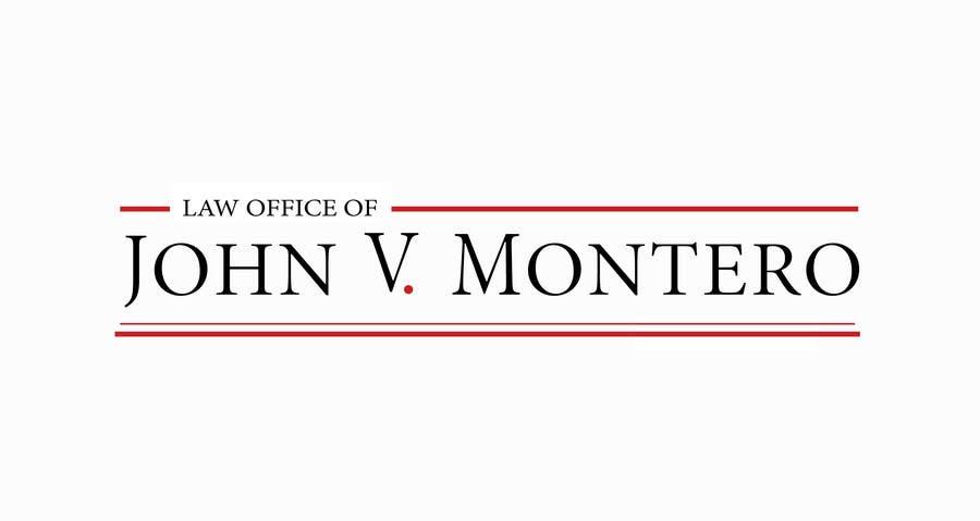 Contest Entry #125 for Logo Design for Law Office of John V. Montero