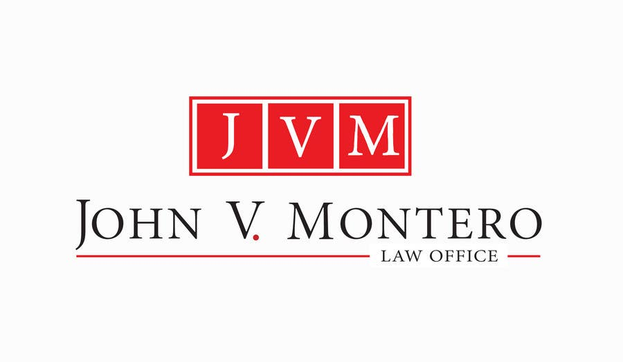 Inscrição nº 136 do Concurso para Logo Design for Law Office of John V. Montero