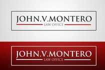 Graphic Design Contest Entry #66 for Logo Design for Law Office of John V. Montero