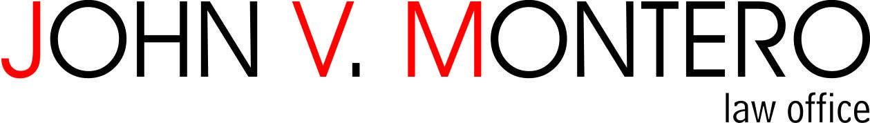 Inscrição nº 8 do Concurso para Logo Design for Law Office of John V. Montero