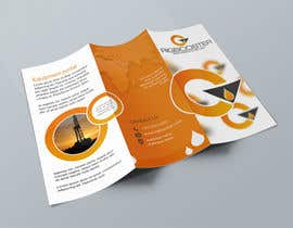 #25 untuk Design a Brochure for Oil and gas website oleh steveborg