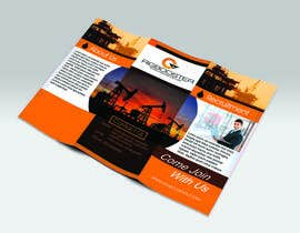 #34 untuk Design a Brochure for Oil and gas website oleh Ritz26