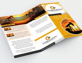 #27 para Design a Brochure for Oil and gas website por eak108