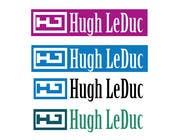 Contest Entry #4 for Design a Logo for www.hughleduc.com