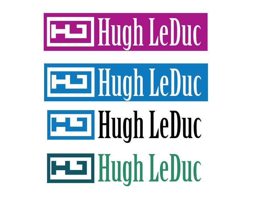 #4 for Design a Logo for www.hughleduc.com by Aeon