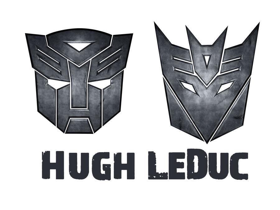 #16 for Design a Logo for www.hughleduc.com by smjunaidkhan