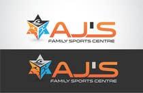"""Graphic Design Konkurrenceindlæg #36 for Design a Logo for AJ""""s Sports Centre"""