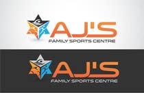 """Graphic Design Konkurrenceindlæg #37 for Design a Logo for AJ""""s Sports Centre"""