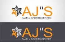 """Graphic Design Konkurrenceindlæg #50 for Design a Logo for AJ""""s Sports Centre"""
