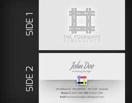 #3 for Design some Stationery for this logo by GHOSTLABX