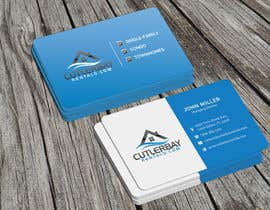 nº 55 pour Design Business Cards par liliana89