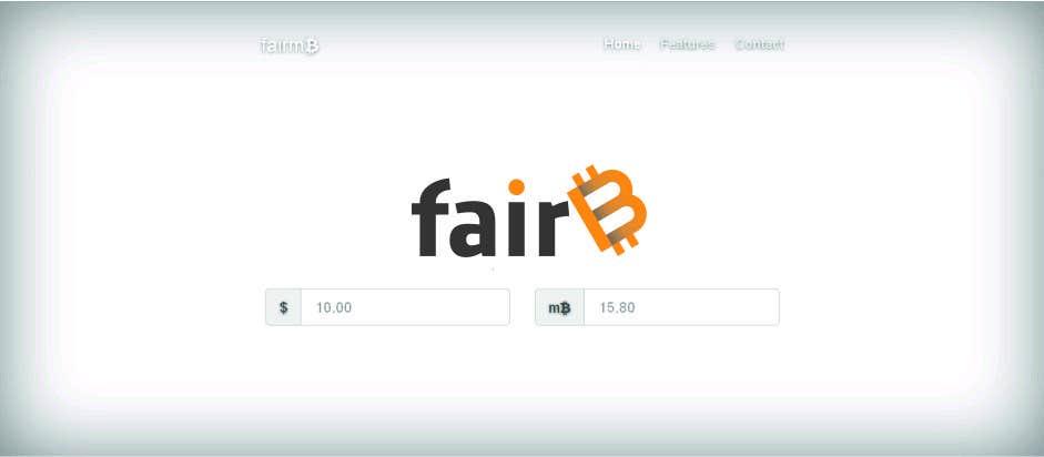Bài tham dự cuộc thi #50 cho Design a Logo for fairmB